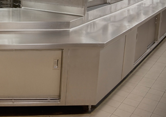 Stainless Steel Kitchens Croydon, PA