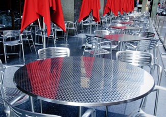 Philadelphia, PA Stainless Steel Table
